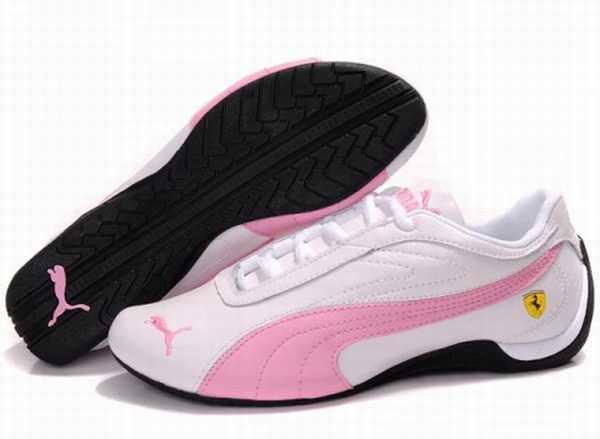 Chaussures Ferrari chaussure chaussure Cuir Puma Fillette gPqrg4